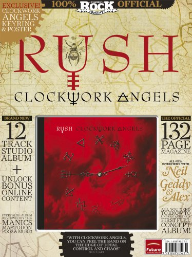 9781858705231: Clockwork Angels: UK Fan Pack
