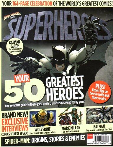 9781858707815: Comic Heroes Presents Bookazine 1 Superheroes