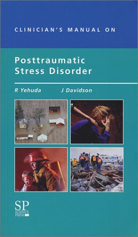 9781858733869: Clinician's Manual on Post-traumatic Stress Disorder