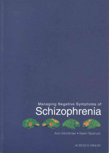 9781858739311: Managing Negative Symptoms of Schizophrenia