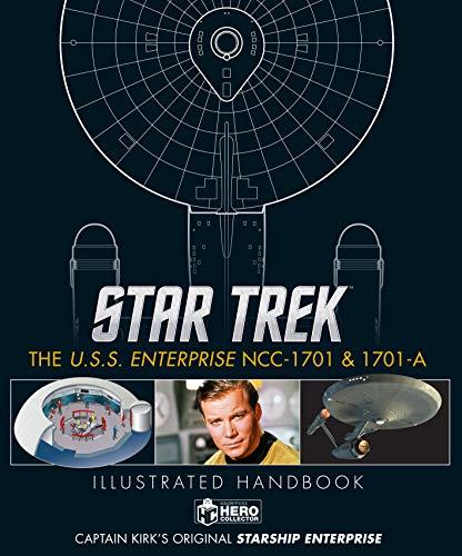 9781858755786: Star Trek. The U.S.S. Enterprise NCC-1701. Illustrated Handbook (Star Trek Illustrated Handbook)