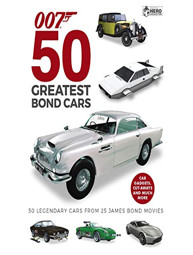 9781858756097: 50 Greatest James Bond Cars