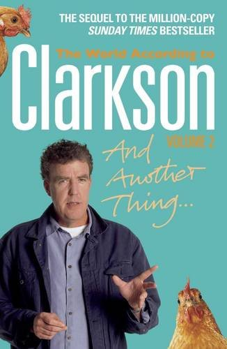 9781858789262: And Another Thing: the World According to Clarkson (large Print): v. 2: 16 Point