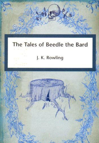 9781858789545: The Tales of Beedle the Bard [daisy]: Structured Audio CD