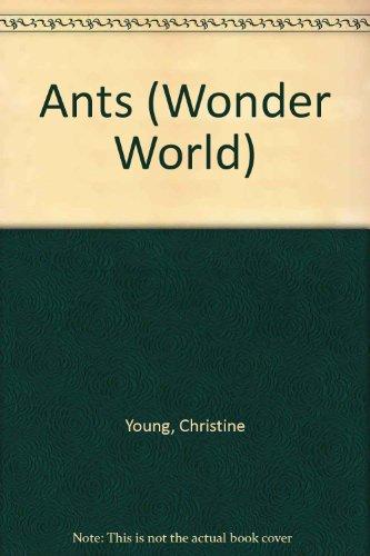 9781858800578: Ants (Wonder World)