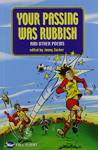 9781858803173: Your Passing Was Rubbish: A Poetry Anthology (Full Flight 1)