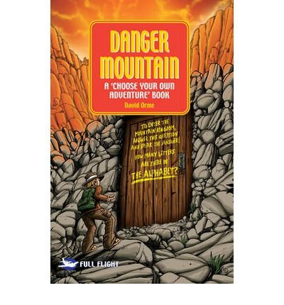 9781858803807: Danger Mountain (Full Flight 2)