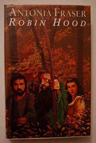9781858810027: Robin Hood