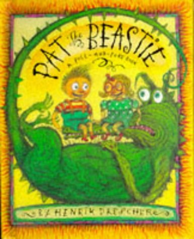 9781858810126: PAT THE BEASTIE: A Pull-and-Poke Book.