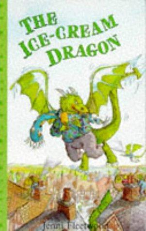 9781858810973: The Ice-cream Dragon (Dolphin Books)