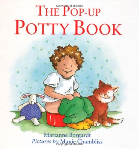 The Pop-Up Potty Book (9781858811406) by Marianne Borgardt