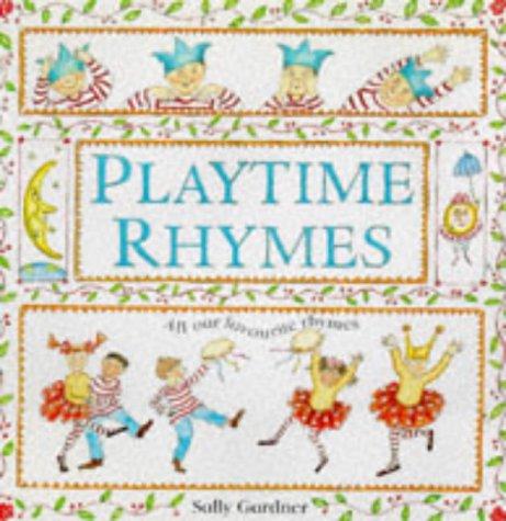 9781858812021: Playtime Rhymes
