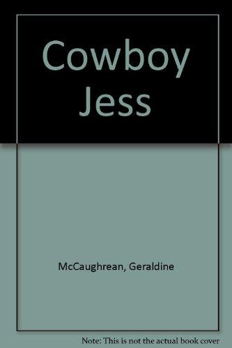 9781858812274: Cowboy Jess