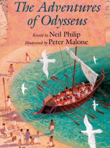 The Adventures of Odysseus (A Dolphin paperback): Philip, Neil