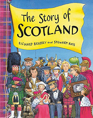 9781858815497: The Story Of Scotland-