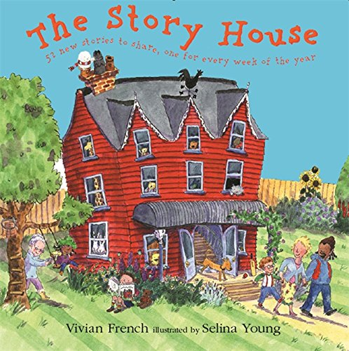 9781858816456: The Story House