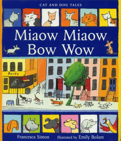 9781858816647: Miaow Miaow Bow Wow