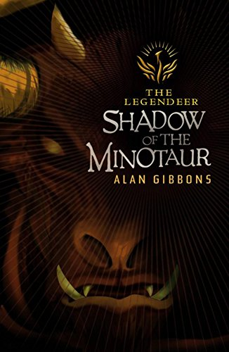 9781858817217: Shadow Of The Minotaur (Legendeer Trilogy)