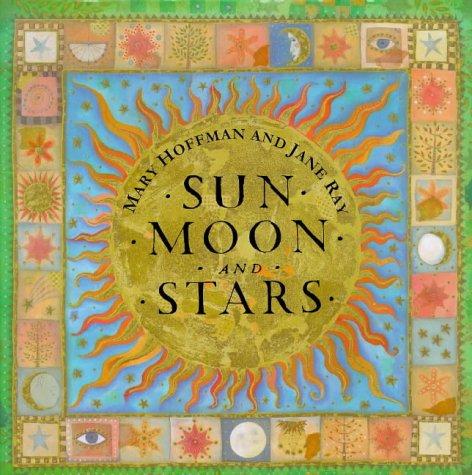 9781858817712: Sun, Moon and Stars