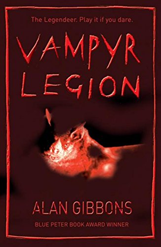 9781858818351: Vampyr Legion (Legendeer Trilogy)