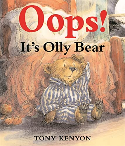 9781858818993: Oops! Says Olly Bear