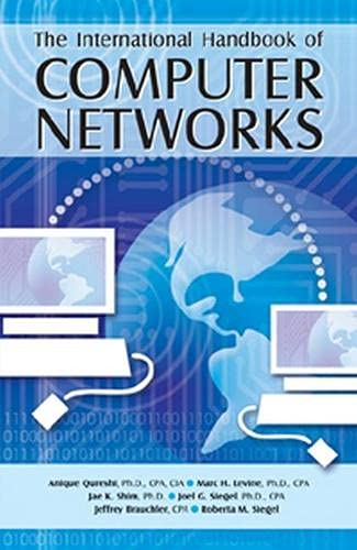 The International Handbook of Computer Networks: Qureshi, Anique, Levine,