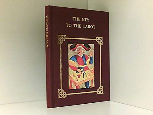 9781858910031: Key to the Tarot (Miniature Books: Decorated S)