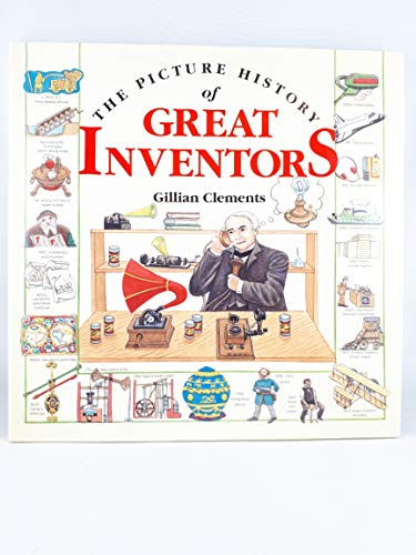 9781858910178: Picture History of Great Inventors