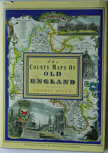 9781858910383: The County Maps of Old England