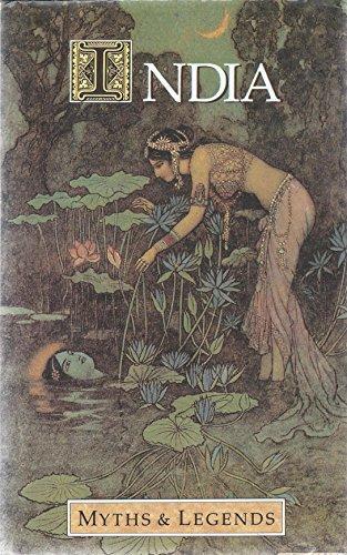 9781858910444: India (Myths & Legends S.)