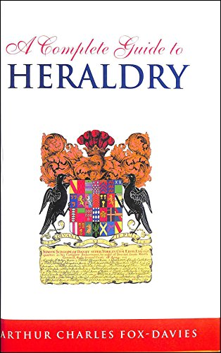 9781858910796: A Complete Guide to Heraldry