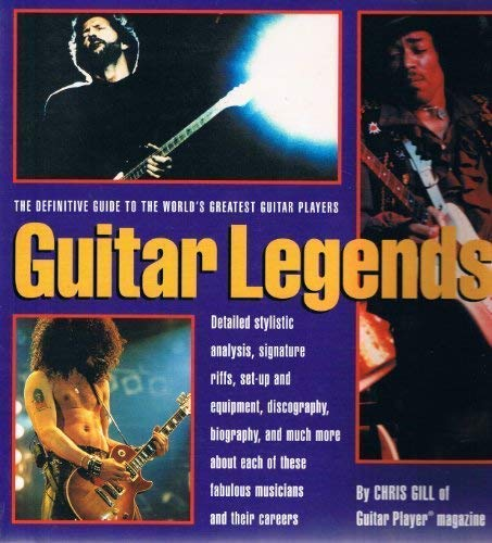 9781858911151: Guitar Legends