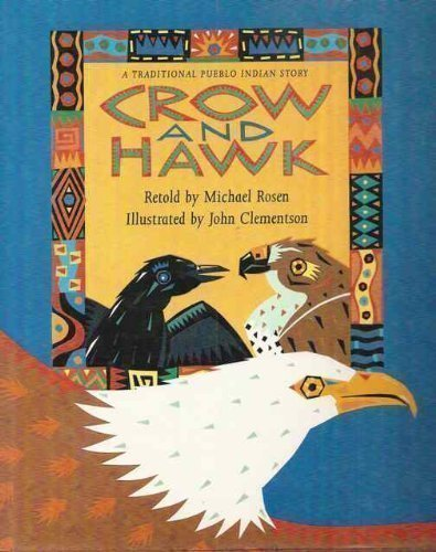 9781858911434: Crow and Hawk: A Traditional Pueblo Indian Story