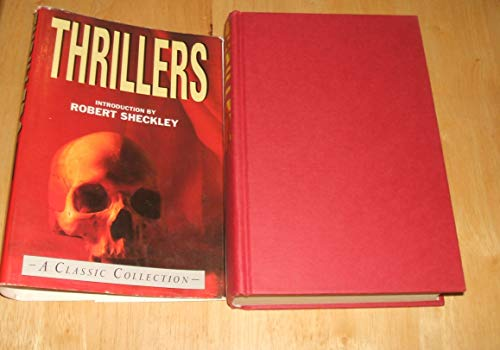 Thrillers (1858911591) by Robert Sheckley