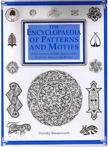 9781858912219: Encyclopedia of Patterns and Motifs, The