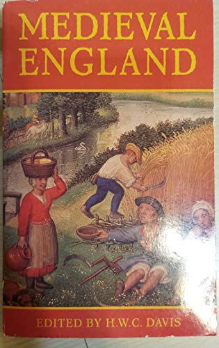 Medieval England: Davis, H. W.
