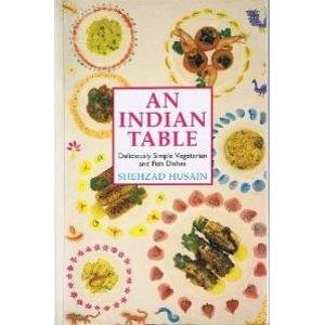 An Indian Table (1858913357) by Husain, Shehzad