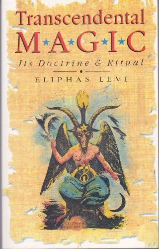 9781858913797: Transcendental Magic: Its Doctrine and Ritual