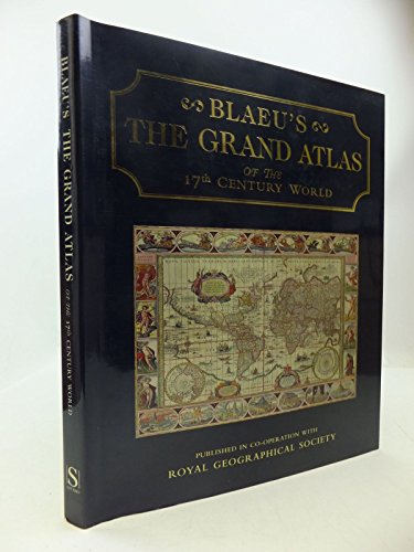 9781858915883: Grand Atlas of the Seventeenth Century World