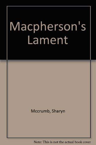 9781858918945: Macpherson's Lament