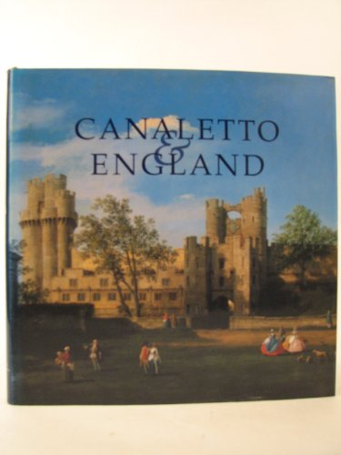 9781858940021: Canaletto and England