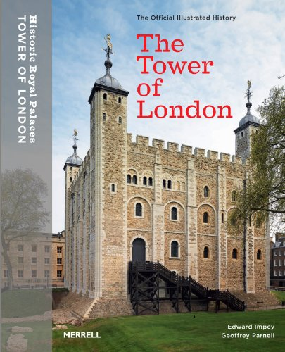 9781858941066: The Tower of London: Official Illustrated History