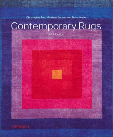 9781858941646: Contemporary Rugs: Art and Design