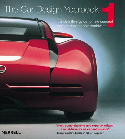 9781858941813: Car Design Yearbook 01: The Definitive Guide to New Concept and Production Cars Worldwide