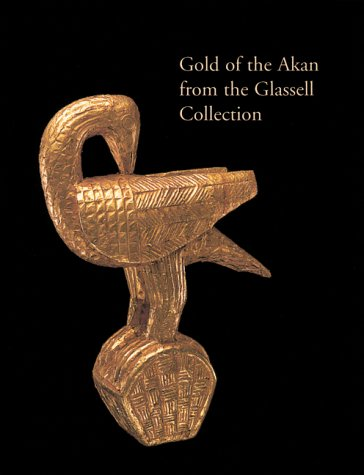 9781858942247: Gold of the Akan from the Glassell Collection (International Design Library)