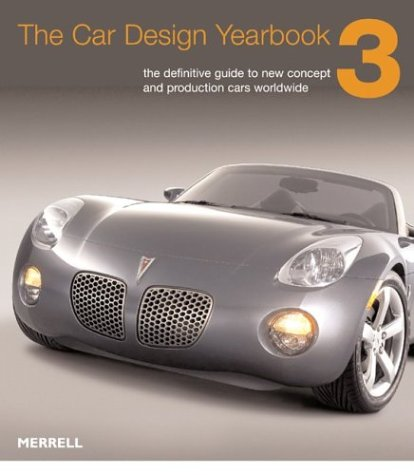 The Car Design Yearbook 3: The Definitive: Newbury, Stephen
