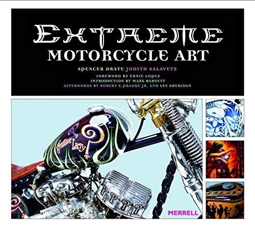 9781858943138: Extreme Motorcycle Art
