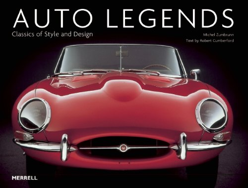 9781858943480: Auto Legends: Classics of Style and Design