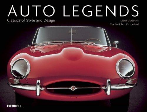 9781858943480: Auto Legends: Classics of Style And Design (Auto Legends Series)