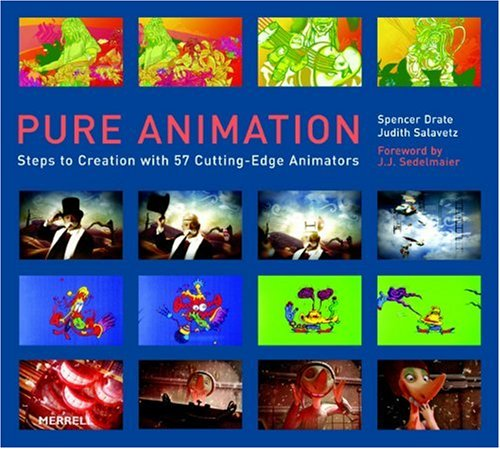 9781858943657: Pure Animation: Steps to Creation With 57 Cutting-edge Animators